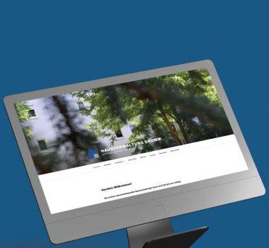 webdesign webentwicklung salz und zucker salz&zucker hausverwaltungdrumm