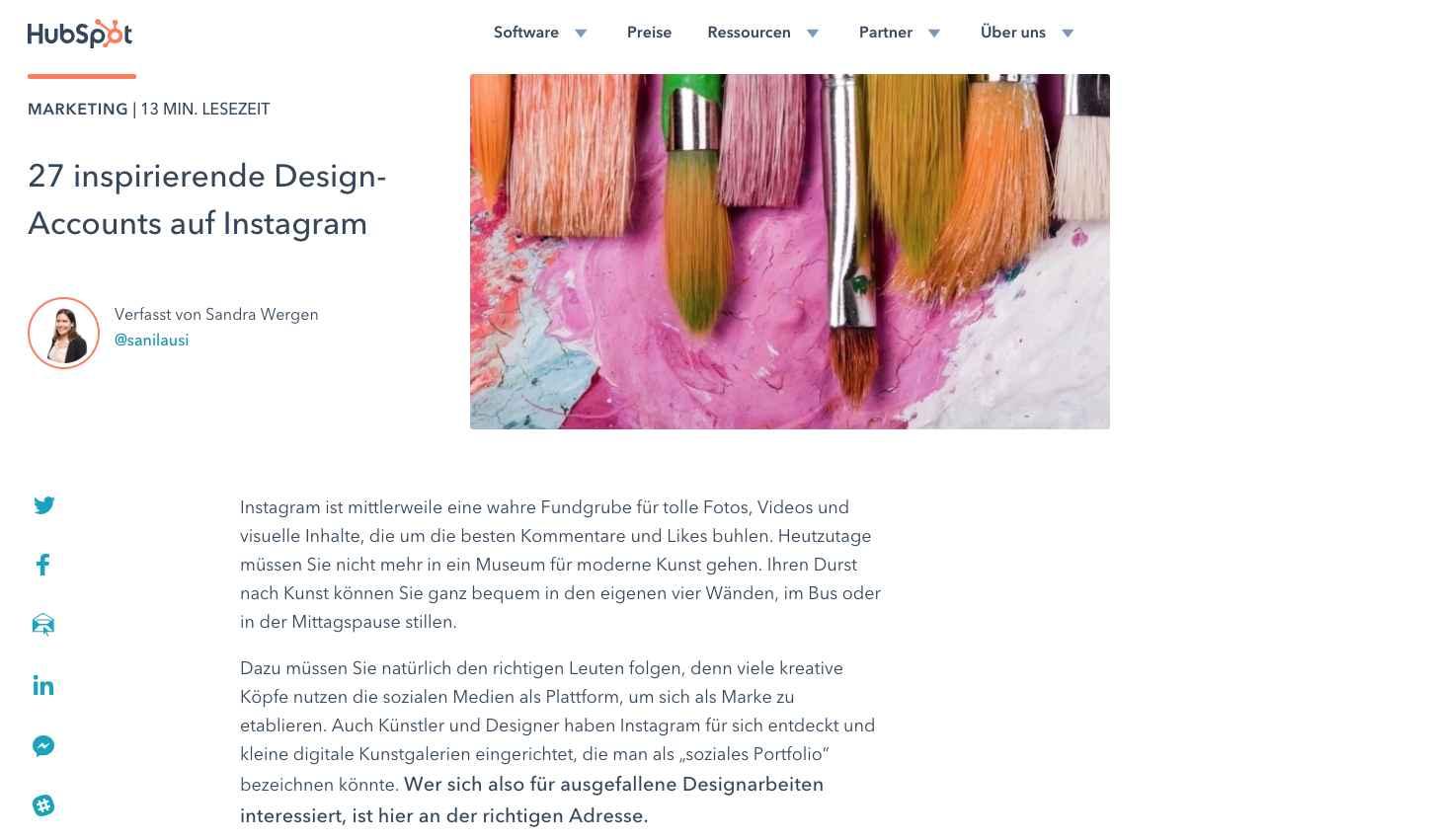 webdesign webentwicklung salz und zucker salz&zucker instagram
